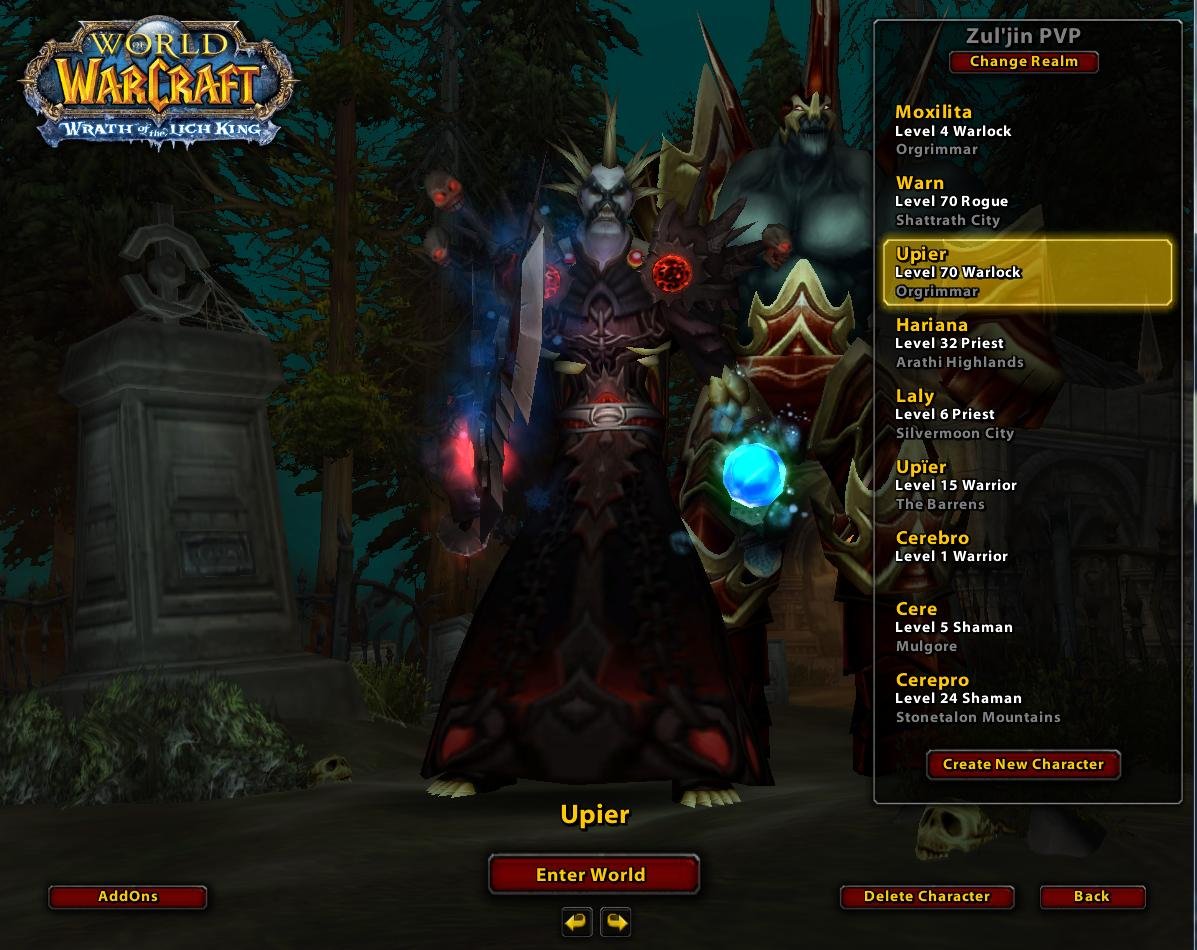 My review world of warcraft timeline cataclysm