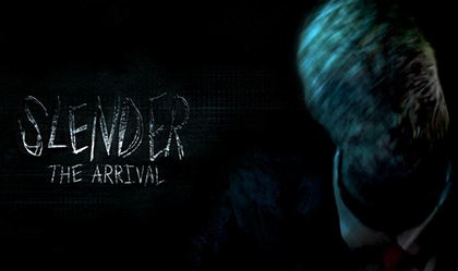Slender-the-arrival