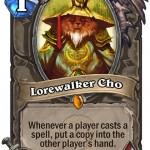 Lorewalker-Cho